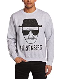 Plastic Head Breaking Bad Heisenberg SketchCsw - Pull de sport - Manches longues - Homme