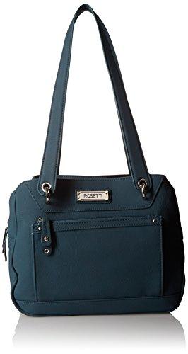 rosetti-sooner-or-layer-satchel-damen-blau-schultertaschen