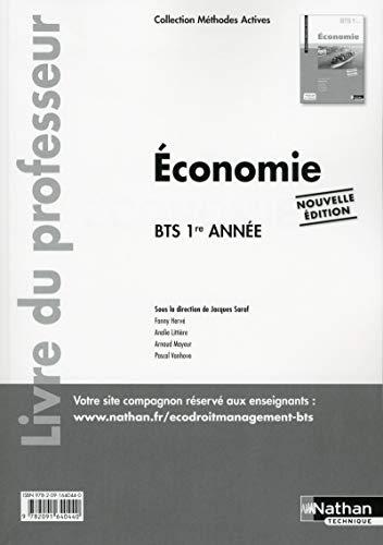 Économie - BTS Tertiaires 1re année