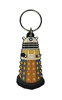 Doctor Who Dalek Porte-clés en caoutchouc