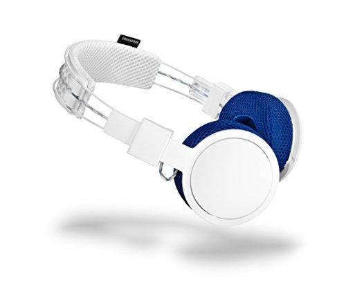 Urbanears Hellas Casque Bluetooth nettoyable - Team Gris/Blanc