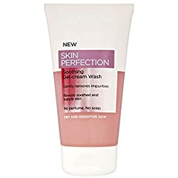 Loreal Skin Perfection Soothing Gel-Cream Wash 150ml with Ayur Product in Combo