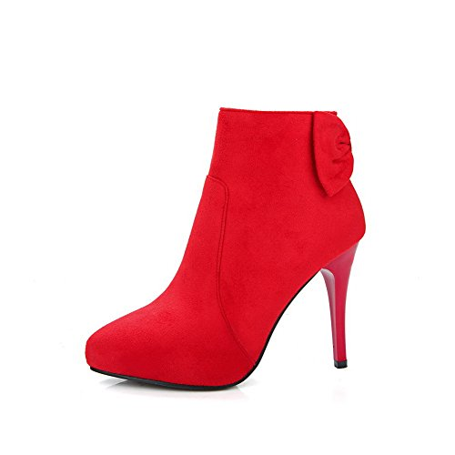 1TO9 - Sandali con Zeppa donna Red