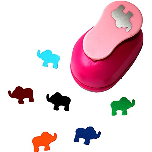 CADY Crafts Punch 2.5CM Papier locher paper punch - elefant