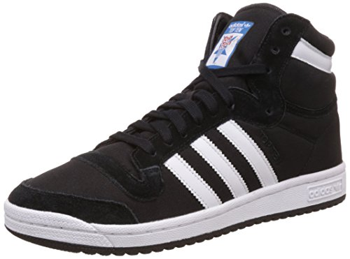 finest selection 99c21 0663b 33% OFF on adidas Originals Mens Top Ten Hi Leather Sneakers on Amazon   PaisaWapas.com