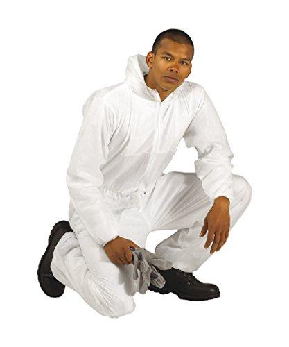 Disposable Boilersuit Boiler Suit White S-XXL ��1.85 Test
