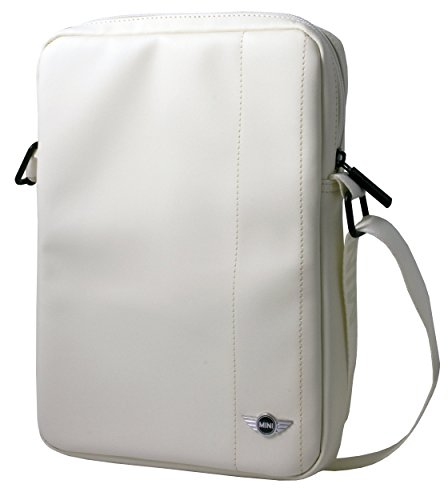 Mini Cooper you Me Mini universal bolsa de transporte para 9–10-Inch Tablet–pimienta blanco