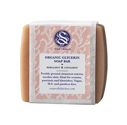 Soapwalla - Organic / Vegan Bergamot & Cinnamon Soap Bar by Soapwalla