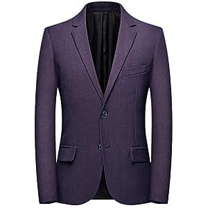Blazer Fashion Herren Freizeitanzug Revers Slim Fit Damen Jacke Stylish Blazer Coat