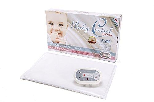 babycontrol bc-200Atmen Monitor mit 1Sensor Pad