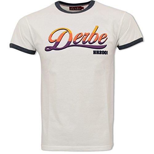 derbe Hamburg Herren T-Shirts, Größe:XXL, Hamburg :HH2001 - White