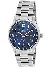 MAXIMA Analog Blue Dial Men's Watch - O-52001CMGI