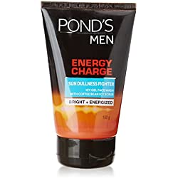 POND'S Men Energy Charge Icy Gel Face Wash, 100g