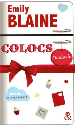 Coffret Colocs - L'intégrale par Emily Blaine