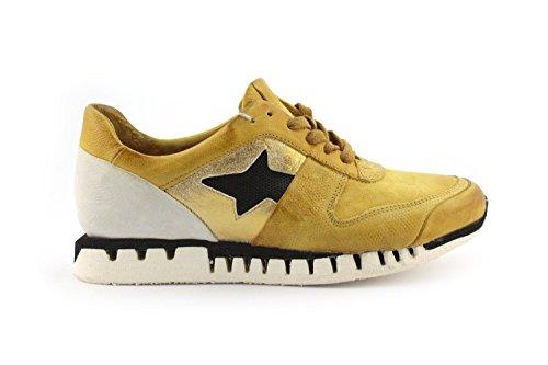 Sneaker A.S.98 972101 PAPAYA/ORO/ARTIC - Size:40