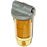 GOLDENROD (495-3/4) Bowl Fuel Tank Filter with 3/4 NPT Top Cap by Goldenrod - Fuel Bowl