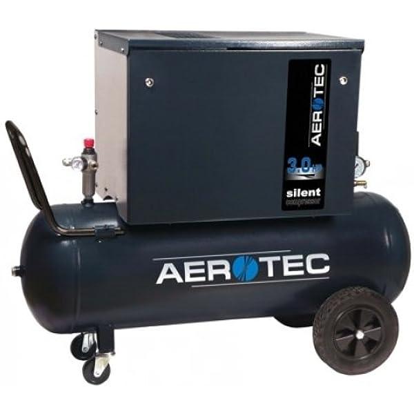 Aerotec Super Silent 90 Kompressor Elektronik