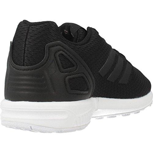 adidas Zx Flux, Bottes Classiques Mixte Enfant Noir (Core Black/core Black/ftwr White)
