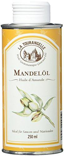 La Tourangelle Geröstetes Mandelöl, 1er Pack (1 x 250 ml)