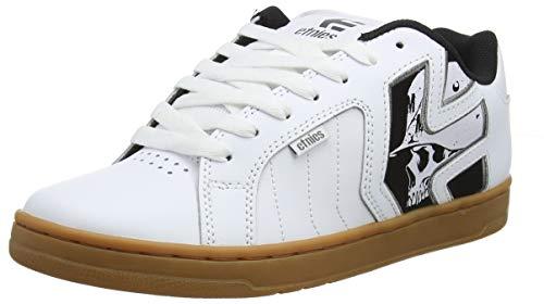 Etnies ETNAB Herren Metal Mulisha Fader 2 Skateboardschuhe, ((White/Black/Gum 115), 6 UK EU