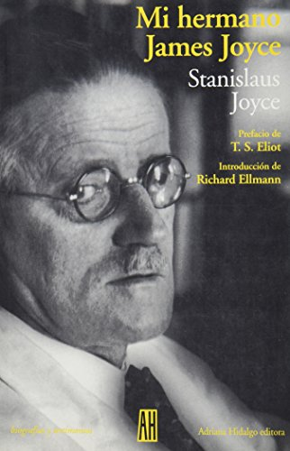 Mi Hermano James Joyce