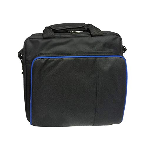 Preisvergleich Produktbild Protective Shoulder Bags für PlayStation für PS4 Konsole Zubehör Multifunktionale tragbare Tragetasche stoßfest