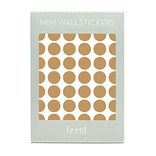 Sticker Mini Dots - Copper
