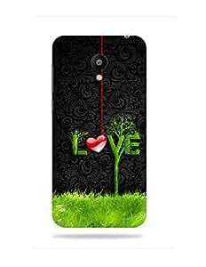 alDivo Premium Quality Printed Mobile Back Cover For Meizu M1 Note / Meizu M1 Note Back Cover (MKD094)