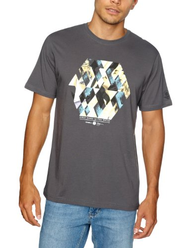 O\'Neill Herren T-Shirt LM BIKINI MODELS Short-sleeve, new steel grey, S, 252304