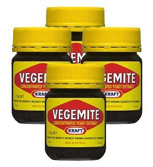 Kraft Vegemite 150g Jar Four-Pack
