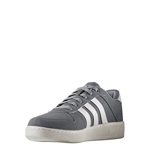 Adidas neo AW4227 Sneakers Uomo Grigio (Gris/Ftwbla/Ftwbla)