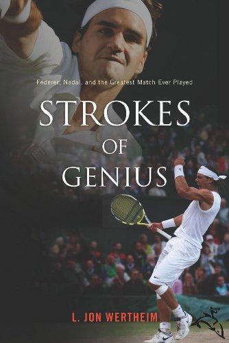 Strokes of Genius (English Edition) por L. Jon Wertheim