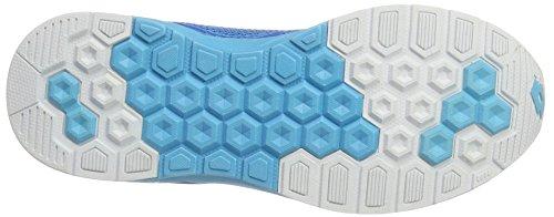 Lotto Sport Superlight Net W, Scarpe da Ginnastica Basse Donna Blu (Blu Skp/blu Atl)