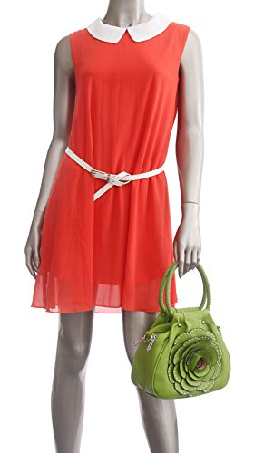 Big Handbag Shop - Borsa donna Red