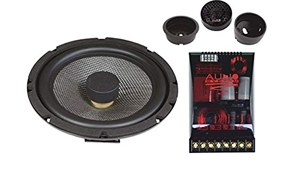 Audio System X 165 Flat Evo 2 Flat 16 5 Cm Loudspeaker Elektronik