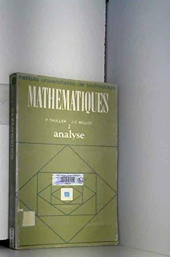 Mathematiques 2 analyse__calcul integral equations differentials