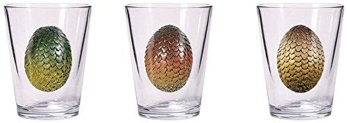 Vasos de chupito Huevo de dragón