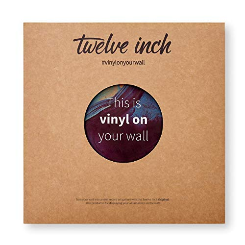 Twelve Inch Original - Exhibidor Invisible Para Discos