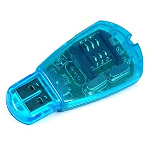DIGIFLEX USB SIM Card Reader Writer Copy Cloner Backup GSM CDMA