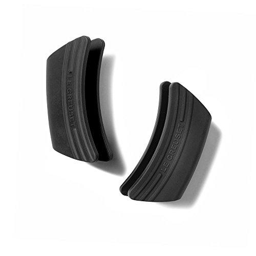 Le Creuset–Juego de 2cubiertas de silicona asas