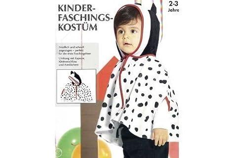 Baby Kleinkinder Tiger Biene Dalmatiner Marienkäfer Fasching Kostüm (Dalmatiner) (Dalmatiner-kostüm Für Kleinkind)