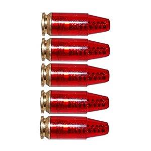 Pufferpatronen 9mm Para Luger Kunststoff Messing 5 Stck Pufferpatrone Ausfhrung 2
