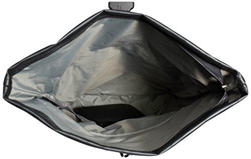Bree Punch 93 Damen Rucksackhandtaschen, 49 x 43 x 10 cm Schwarz (Black 900)