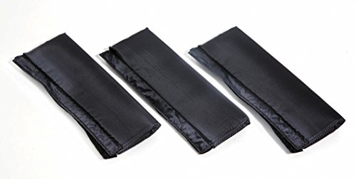 Bo-Camp Schutz Haarband Sturmsicherung schwarz