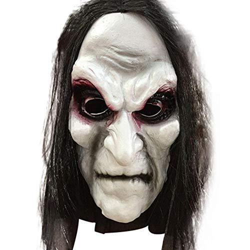 The Grudge Kostüm - ZXIU Masken für Kostüme Zombie Maske