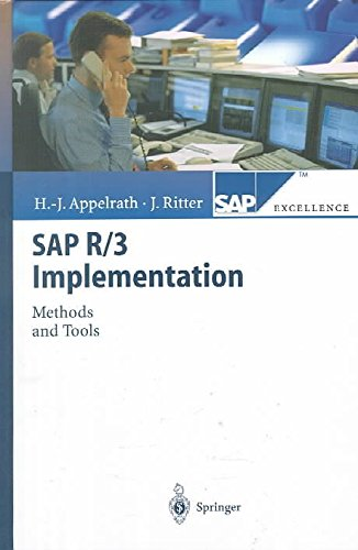 [(SAP R/3 Implementation : Methods and Tools)] [By (author) Hans-Jürgen Appelrath ] published on (May, 2000) par Hans-Jürgen Appelrath