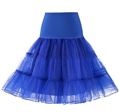 Hippolo Rüschen Petticoat Reifrock Unterrock Underskirt Crinoline Röcke 2