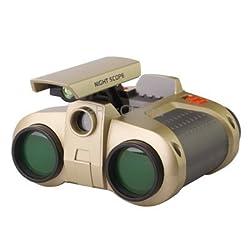New 4x30mm Day Pop-up Light Night Vision Binoculars Telescope