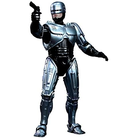 Movie Masterpiece DIECAST Robocop 1/6 scale die-cast painted action figure (secondary shipments) by Hot Toys by Hot