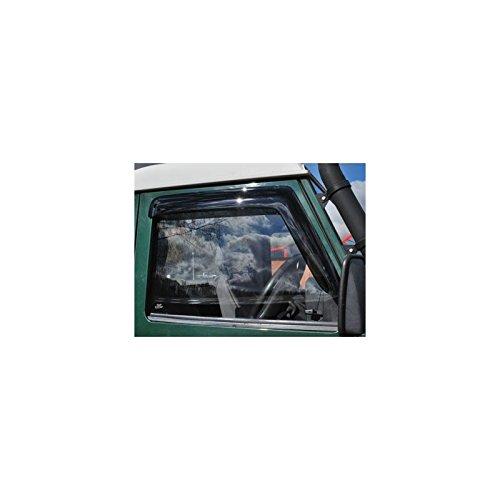 DEFLECTEURS AIR Porte Avant Gauche ET Droite pour Defender pour Land Rover - DA6078